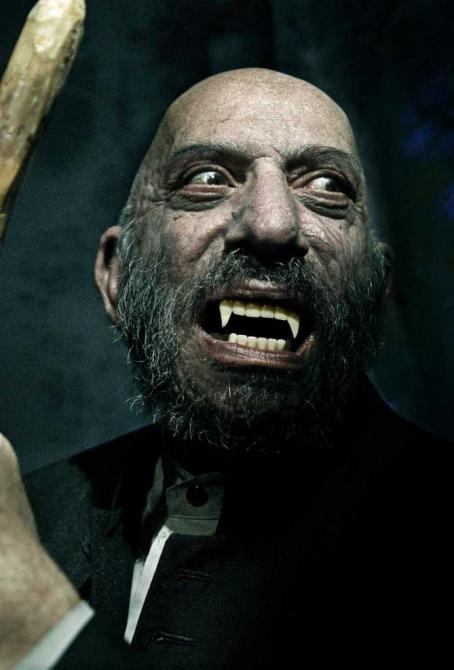 Sid Haig  ('Pashek') stars in Lionsgate Home Entertainmen'ts Brotherhood of Blood.