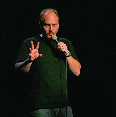 Louis C.K.  in Shannon Hartman comedy ': Chewed Up'