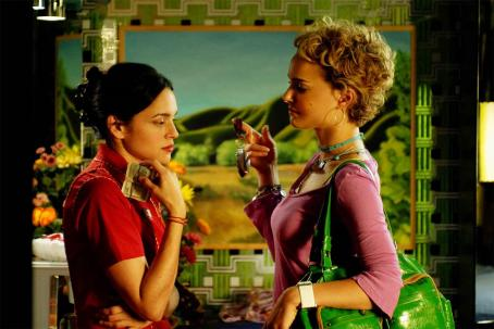 My Blueberry Nights Norah Jones and Natalie Portman star in Wong Kar Wai's . Photo by: ©The Weinstein Company, 2007/MaCall Polay