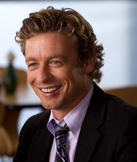 Simon Baker  star as Roderick Blank in Daniel Waters' Sex and Death 101.