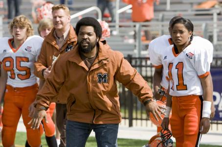 Dash Mihok , Ice Cube and Keke Palmer star in Fred Durst's The Longshots. Photo by: Tony Rivetti Jr./Dimension Films, 2008