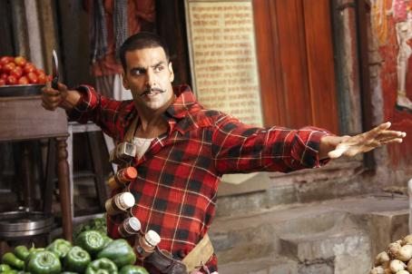Akshay Kumar AKSHAY KUMAR stars as Sidhu in the action comedy 'Chandni Chowk to China,' distributed by Warner Bros. Pictures. Photo by Sheena Sippy. TM & © 2008 Warner Bros. Entertainment Inc. All rights reserved.