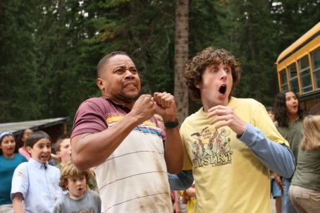 Daddy Day Camp Cuba Gooding Jr. (left) and Josh McLerran star in DADDY DAY CAMP, a TriStar Pictures release. Photo credit: Susie Ramos