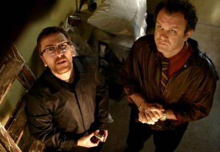 John C. Reilly Tim Roth plays Jeff Platzer in Buena Vista Pictures' Dark Water, also starring  - 2005