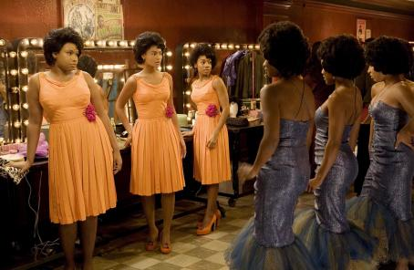 Anika Noni Rose Jennifer Hudson, Beyonce Knowles and  in Dreamgirls - 2006
