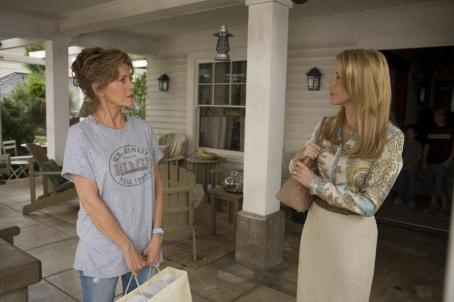 Georgia Rule Jane Fonda as Georgia and Felicity Huffman as Lilly in drama comedy '' 2007