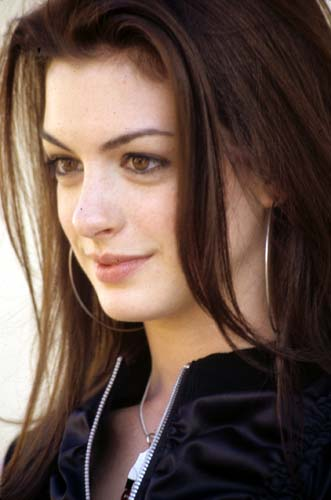 Havoc Anne Hathaway as Allison Lang in Barbara Kopple directed movie ''