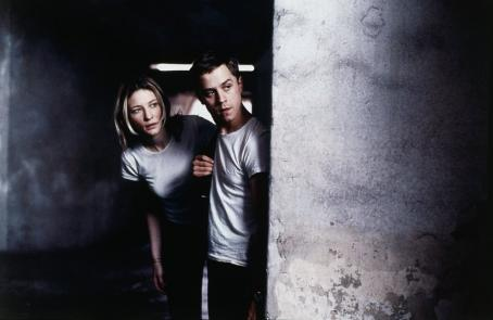 Giovanni Ribisi Cate Blanchett and  in Miramax's Heaven - 2002