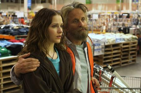 King of California Michael Douglas as Charlie and Evan Rachel Wood