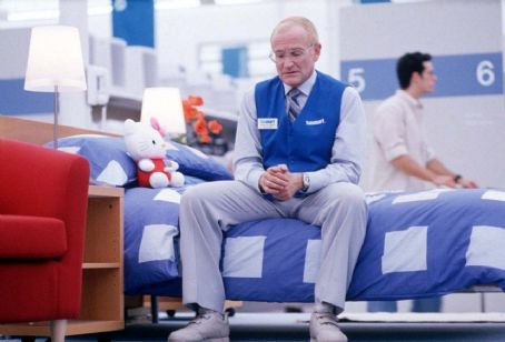 One Hour Photo Robin Williams in Fox Searchlight's  - 2002