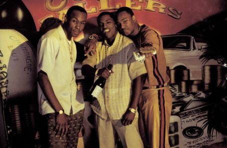 Paid in Full - Wood Harris, Mekhi Phifer and Cam'Ron in Miramax's Paid In Full - 2002