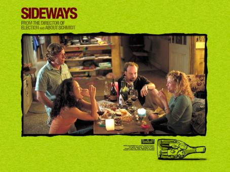 Sideways  wallpaper - 2004