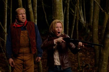 Gregg Henry Starla (Elizabeth Banks) is armed and ready to face anything, while Mayor Jack MacReady () isn't quite sure what to make of it all.