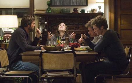 Ashton Holmes Dennis Quaid, Ellen Page, Thomas Haden Church, and  in SMART PEOPLE. Photo credit: Bruce Birmelin/ Courtesy of Miramax Films.