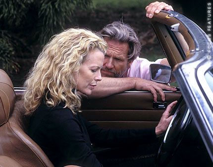 The Door in the Floor Kim Basinger and Jeff Bridges in  - 2004