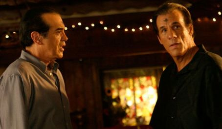The Dukes Chazz Palminteri as George and Robert Davi as Danny in CAVU Releasing '.'