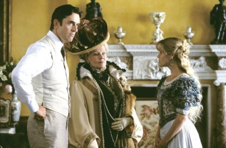 The Importance of Being Earnest Rupert Everett, Judi Dench and Reese Witherspoon in Miramax's  - 2002
