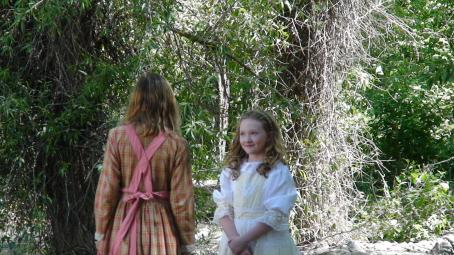 The Last Sin Eater Thea Rose, who plays Lilybet, provides an unseen strength to Cadi Forbes. © 2007 Twentieth Century Fox Home Entertainment FoxFaith LLC. All Rights Reserved.