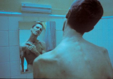 The Machinist Christian Bale as Trevor Reznik in Paramount Classics THE MACHINIST, directed by Brad Anderson. .
