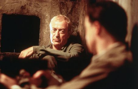 The Quiet American Michael Caine in Miramax's  - 2002