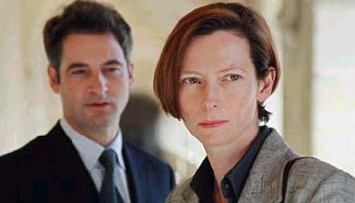 The Statement Jeremy Northam and Tilda Swinton in  - 2003