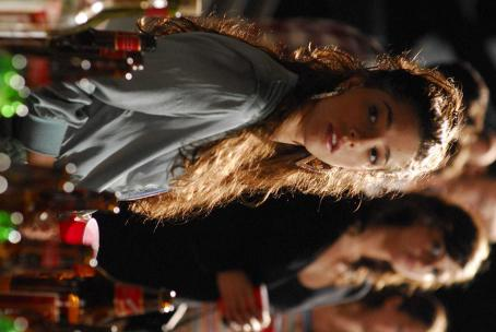 Olivia Thirlby  as Stephanie. Photo by JoJo Whilden, © 2008 Occupant Films, Courtesy Sony Pictures Classics. All Rights Reserved.