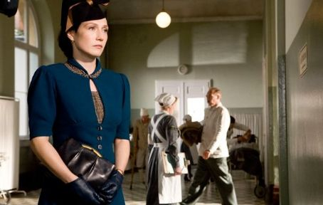 Carice van Houten  star as Nina Von Stauffenberg in United Artists' Valkyrie