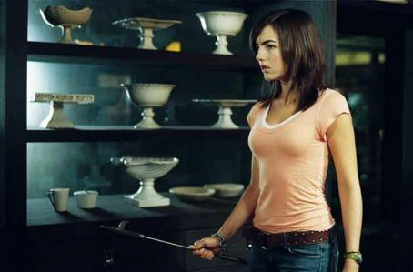 When a Stranger Calls , Simon West's 2006 horror movie  starring Camilla Belle