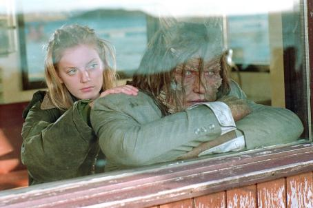 Robert John Burke Sarah Polley and  in United Artists' No Such Thing - 2002
