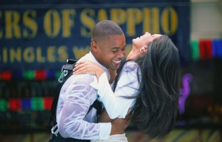 Boat Trip Jerry (Cuba Gooding Jr.) falls head-over-heels for Gabriella (Roselyn Sanchez), the only woman on the ship.