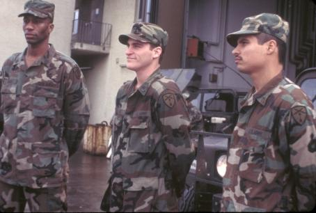 Buffalo Soldiers Joaquin Phoenix