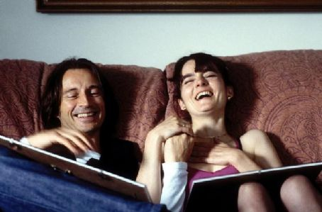 Robert Carlyle  and Shirley Henderson in Once Upon A Time in the Midlands