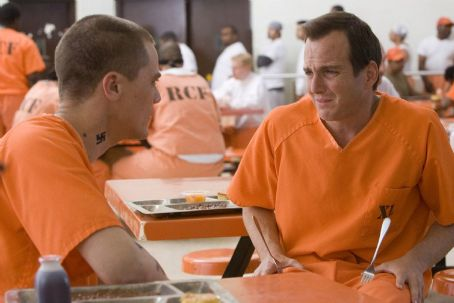 Will Arnett Roughedup,  in Universal Pictures' Let's Go to Prison - 2006