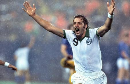 Giorgio Chinaglia in ONCE IN A LIFETIME: THE EXTRAORDINARY STORY OF THE NEW YORK COSMOS. Photo Credit: George Tiedmann/Courtesy of Miramax Films.