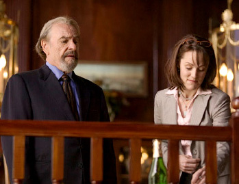 Mary Stuart Masterson Rip Torn as Dr. Chebrin and  as Oga Prior in The Sisters - 2006