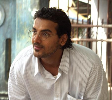 John Abraham  as Narayana in Fox Searchlight Pictures' Water - 2006