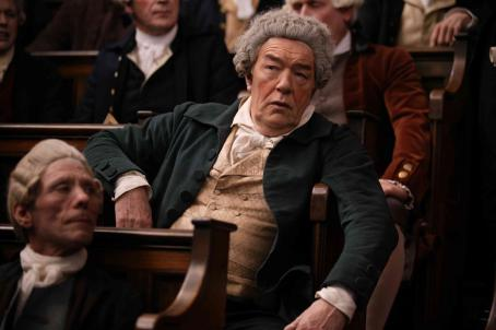 Michael Gambon Fox parliament in Amazing Grace - 2007