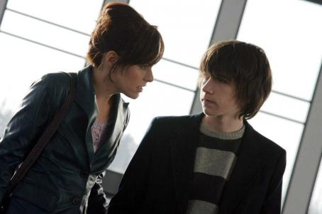 Liam Aiken Parker Posey and  in FAY GRIM, a Magnolia Pictures release. Photo courtesy of Magnolia Pictures.