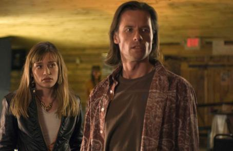 First Snow Piper Perabo as Deirdre and Guy Pearce as Jimmy in  - 2007