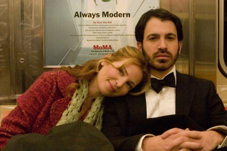 Chris Messina Jennifer Westfeldt and  in IRA & ABBY, a Magnolia Pictures release. Photo courtesy of Magnolia Pictures.