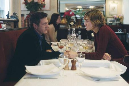 Julie Gayet (L-R) Daniel Auteuil (Francois) and  (Catherine) in a scene from MY BEST FRIEND. An IFC Films release.