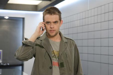 "Nick Stahl  as Jason ""Jinx"" Taylor in HOW TO ROB A BANK directed by Andrews Jenkins. Photo Credit: Sam Urdank. An IFC Films release"