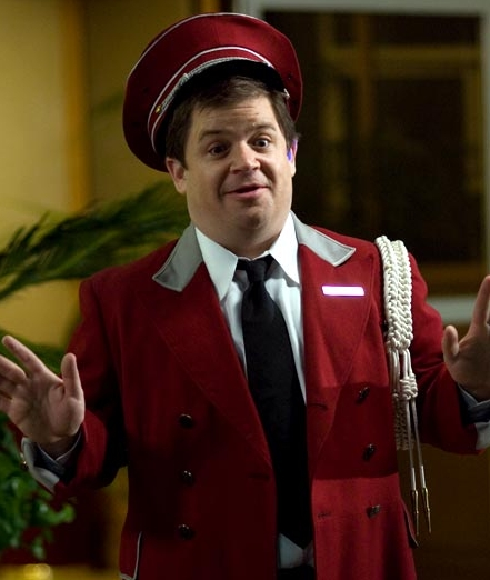 Patton Oswalt  star as Fred in Sex and Death 101.