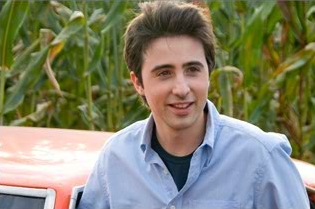 Josh Zuckerman  star as Ian in comedy Sex Drive.