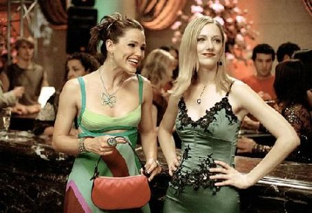 Judy Greer Jennifer Garner and  in 13 Going on 30 - 2004