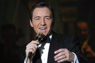 Kevin Spacey  stars as Bobby Darin in Lions Gate's Beyond the Sea, also starring Kate Bosworth and John Goodman.