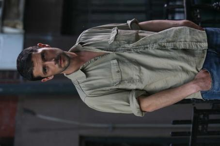 Melvil Poupaud  in BROKEN ENGLISH, a Magnolia Pictures release. Photo courtesy of Magnolia Pictures.