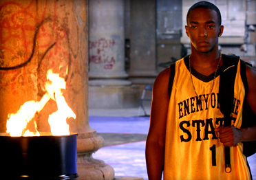Anthony Mackie Tech () in Sony Pictures', Crossover - 2006