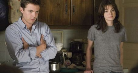 Gone Baby Gone Casey Affleck as Patrick and Michelle Monaghan as Angie in GONE BABY GONE.