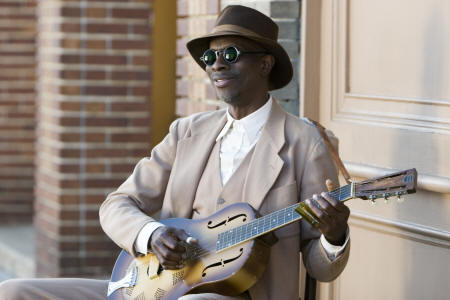 Keb' Mo' Keb' Mo' as Possum in Honeydripper.